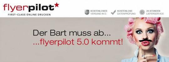 Relaunch Onlinedruckerei - Gutenberg-Blog
