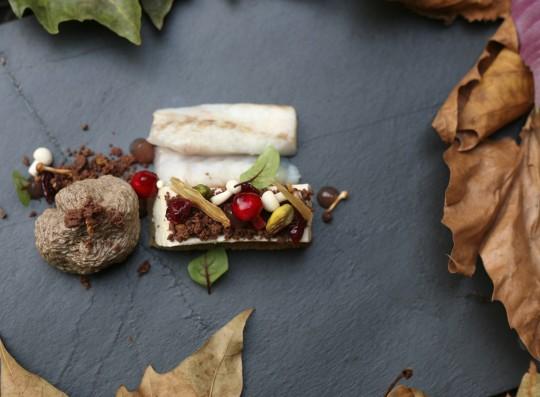 TNO Autumn - Truffle with plaice and foie gras-2