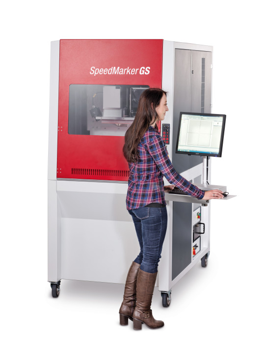 SpeedMarkerGS_1 Druckmaschine